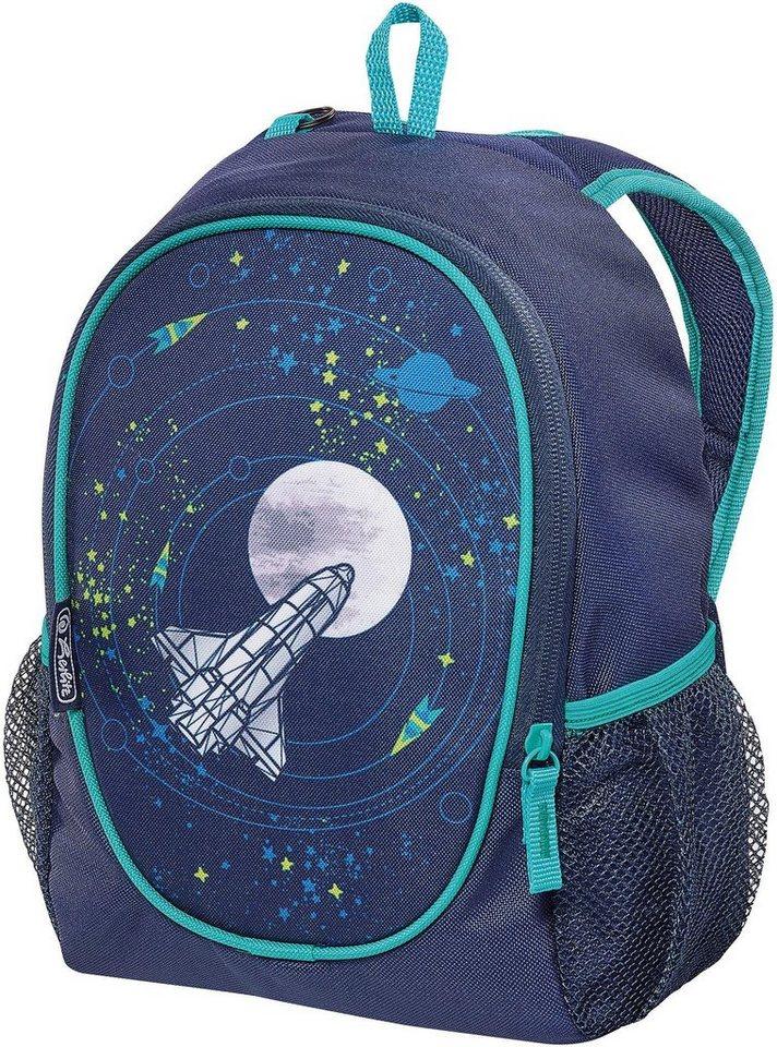 Herlitz Kindergartenrucksack, »Rookie, Space« - Preisvergleich