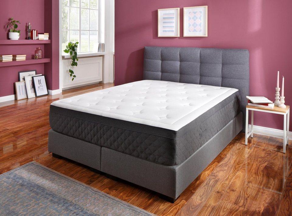taschenfederkernmatratze quantum sonnco 28 cm hoch 1. Black Bedroom Furniture Sets. Home Design Ideas