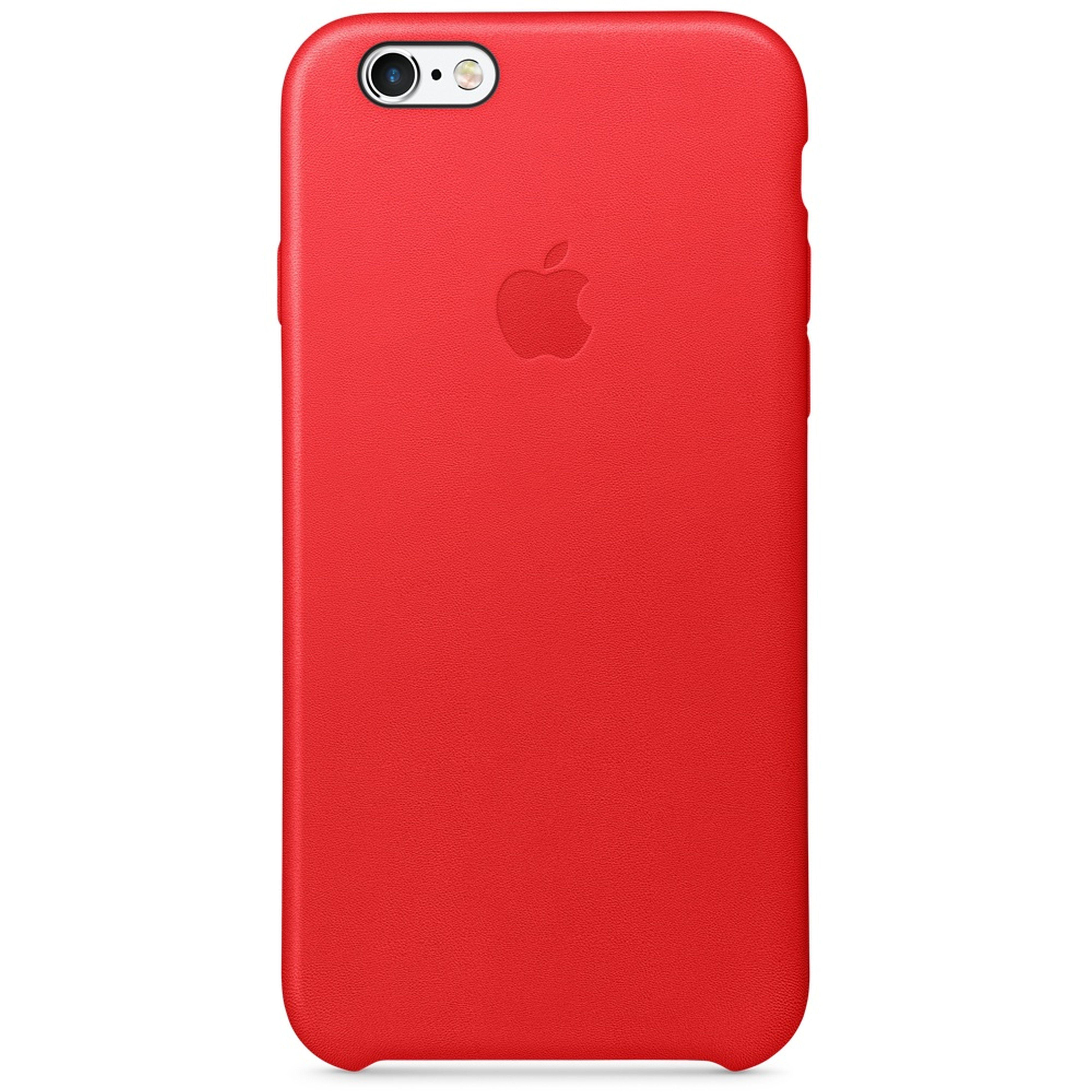 APPLE iPhone 6s Leder Case »Hintere Abdeckung für Mobiltelefon«