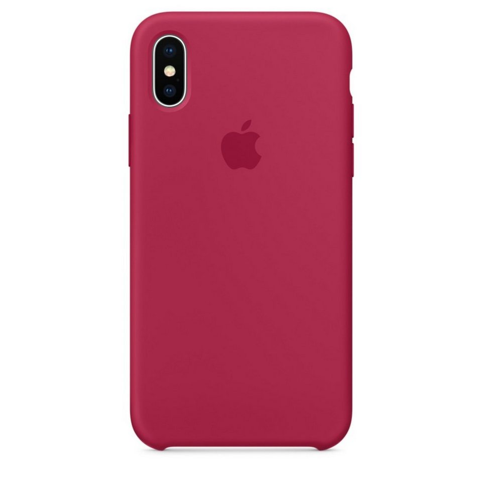 apple iphone x silikon case hintere abdeckung f r. Black Bedroom Furniture Sets. Home Design Ideas