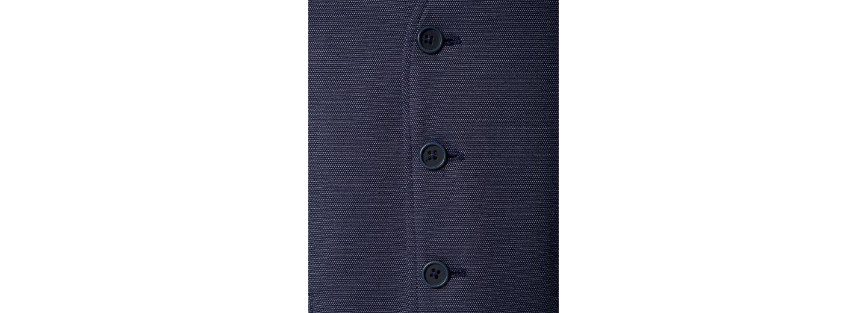 Bugatti Anzugweste, in einer Jersey Ware