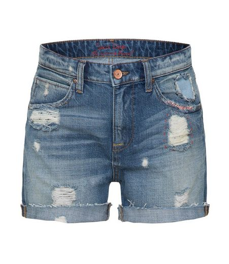 SOCCX Jeansshorts