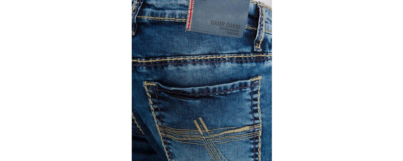 Online Kaufen Authentisch Viele Arten Von Online CAMP DAVID Regular-fit-Jeans 100% Zum Verkauf Garantiert Bestseller Online 9NbMCtED