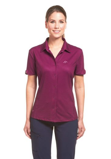 Maier Sports Funktionsbluse Clarance W
