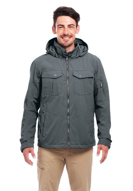 maier sports -  Funktionsjacke »Colwyn M« Urbane Jacke mit vollem Wetterschutz