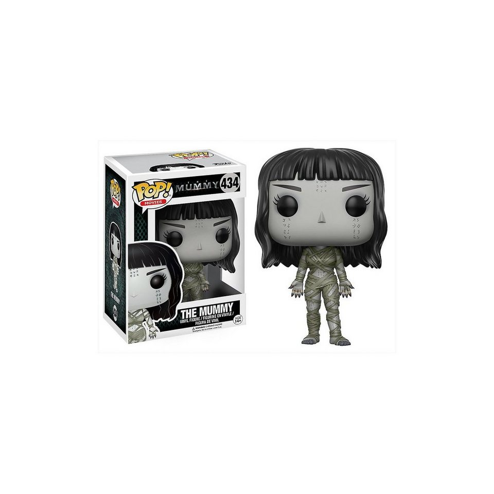Funko POP MOVIES Sammelfigur: The Mummy kaufen
