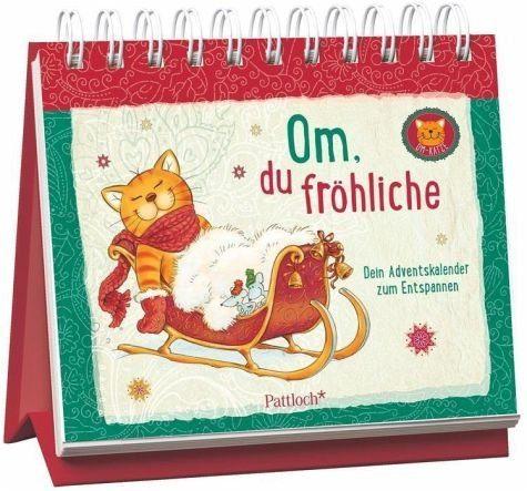 Kalender »Om-Katze: Om, du fröhliche«