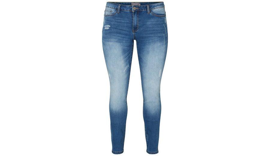 2018 Neue Preiswerte Online JUNAROSE Slim- Jeans Mit Kreditkarte Günstigem Preis Professionelle Verkauf Online Manchester Zum Verkauf 8FM1j
