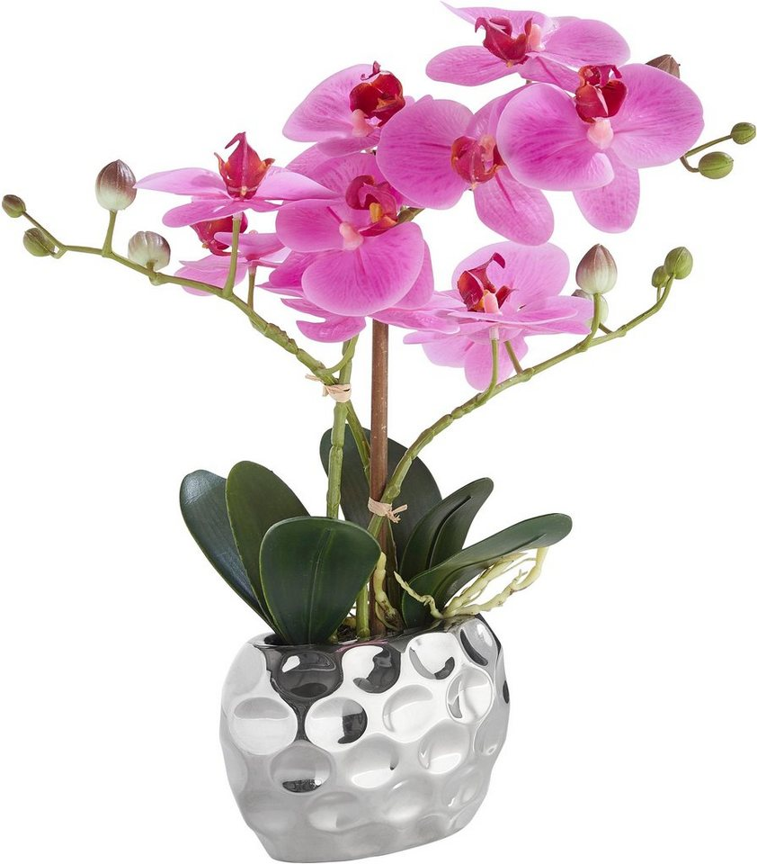 home affaire kunstblume orchidee 30 cm kaufen otto. Black Bedroom Furniture Sets. Home Design Ideas