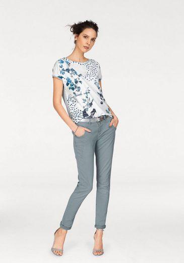 soyaconcept Blusenshirt Sue 24, mit floralem Print