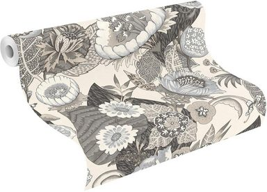 vliestapete lucy in the sky lotusblume motiv fsc ral. Black Bedroom Furniture Sets. Home Design Ideas