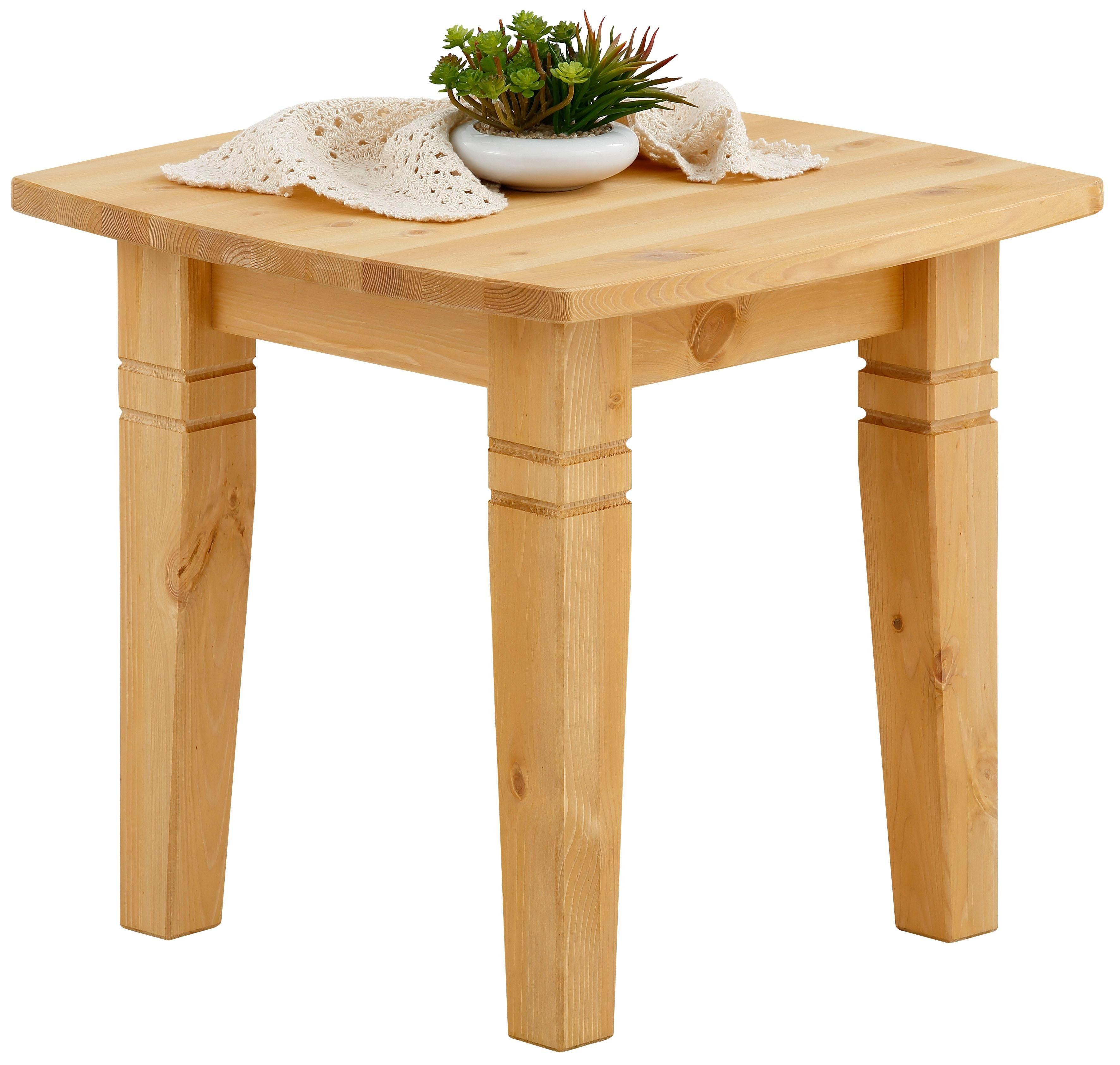 Home affaire Couchtisch »Theresa«, mit quadratischer oder rechteckige Tischplatte in 3 verschiedenen Farben.