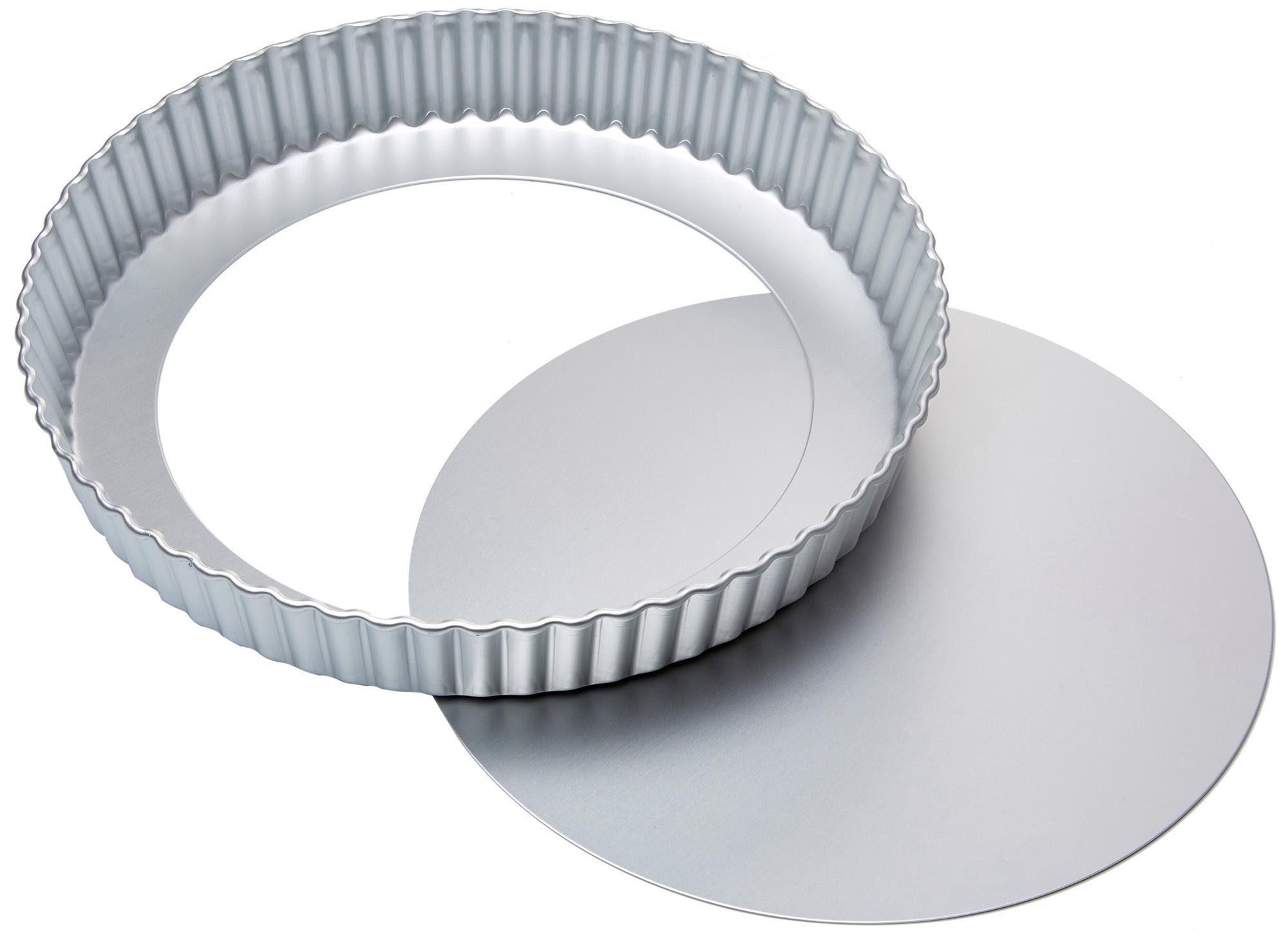 Cynthia Barcomi Pie- & Obstkuchenform, Aluminium, 3-teilig