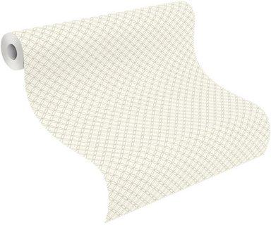 Vliestapete »Sightseeing Muster«, grafisch, FSC®
