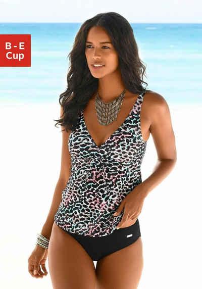 469293cede Venice Beach Bügel-Tankini mit gemustertem Print