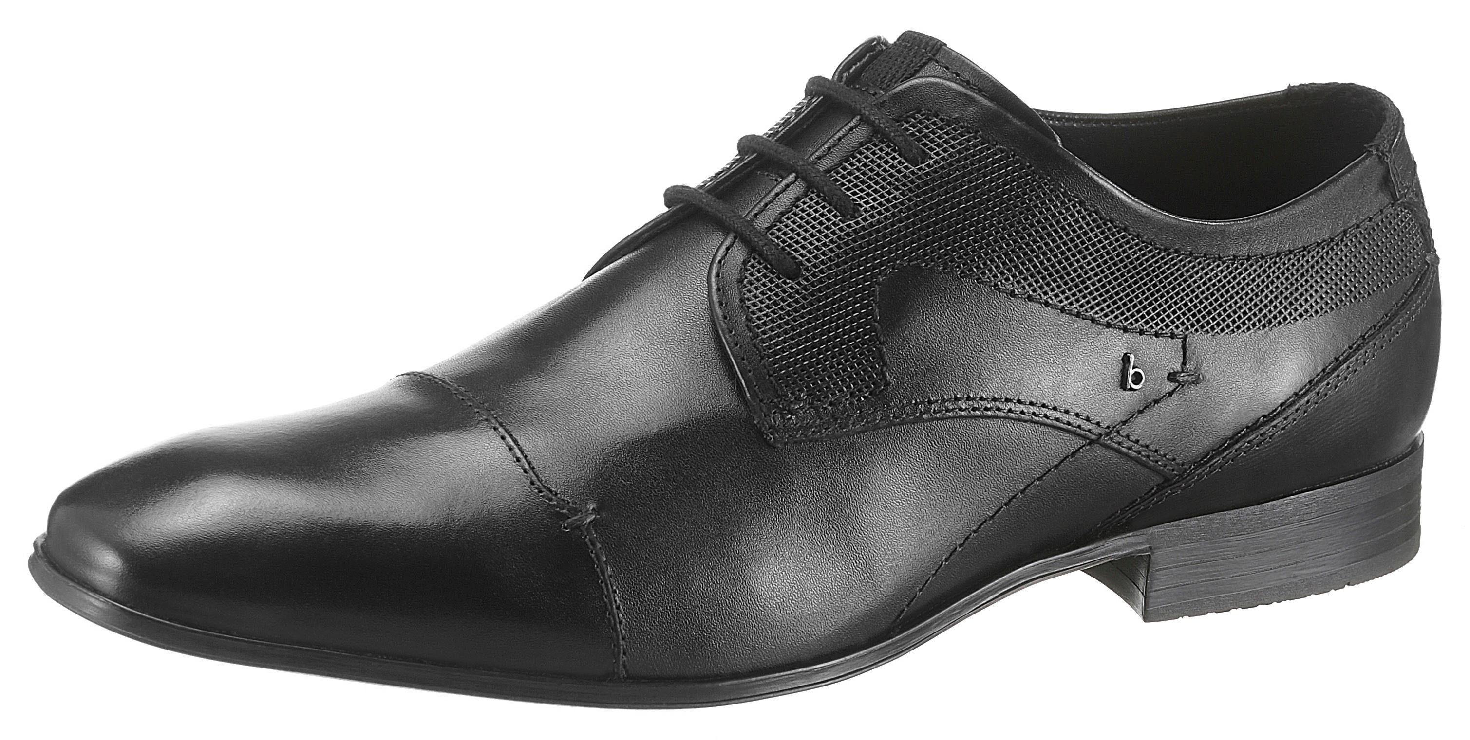 Bugatti Schnürschuh online kaufen  schwarz