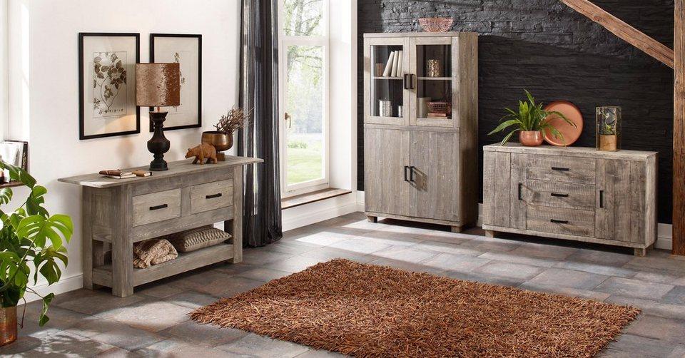 home affaire sideboard selina im extravaganten design. Black Bedroom Furniture Sets. Home Design Ideas