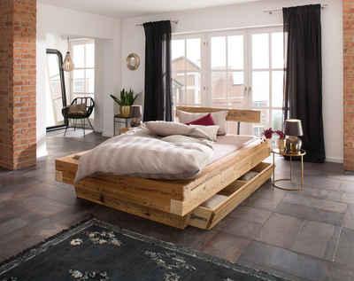 Massivholzbetten kaufen » Holzbetten Buche & Eiche | OTTO