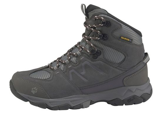 Wolfskin Attack »mountain W« Mid 6 Texapore Outdoorschuh Jack RqHwxd1R