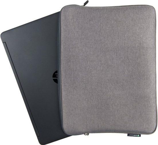 """Gecko Covers Notebooktasche »Universal Zipper sleeve Laptop 15""""«"""