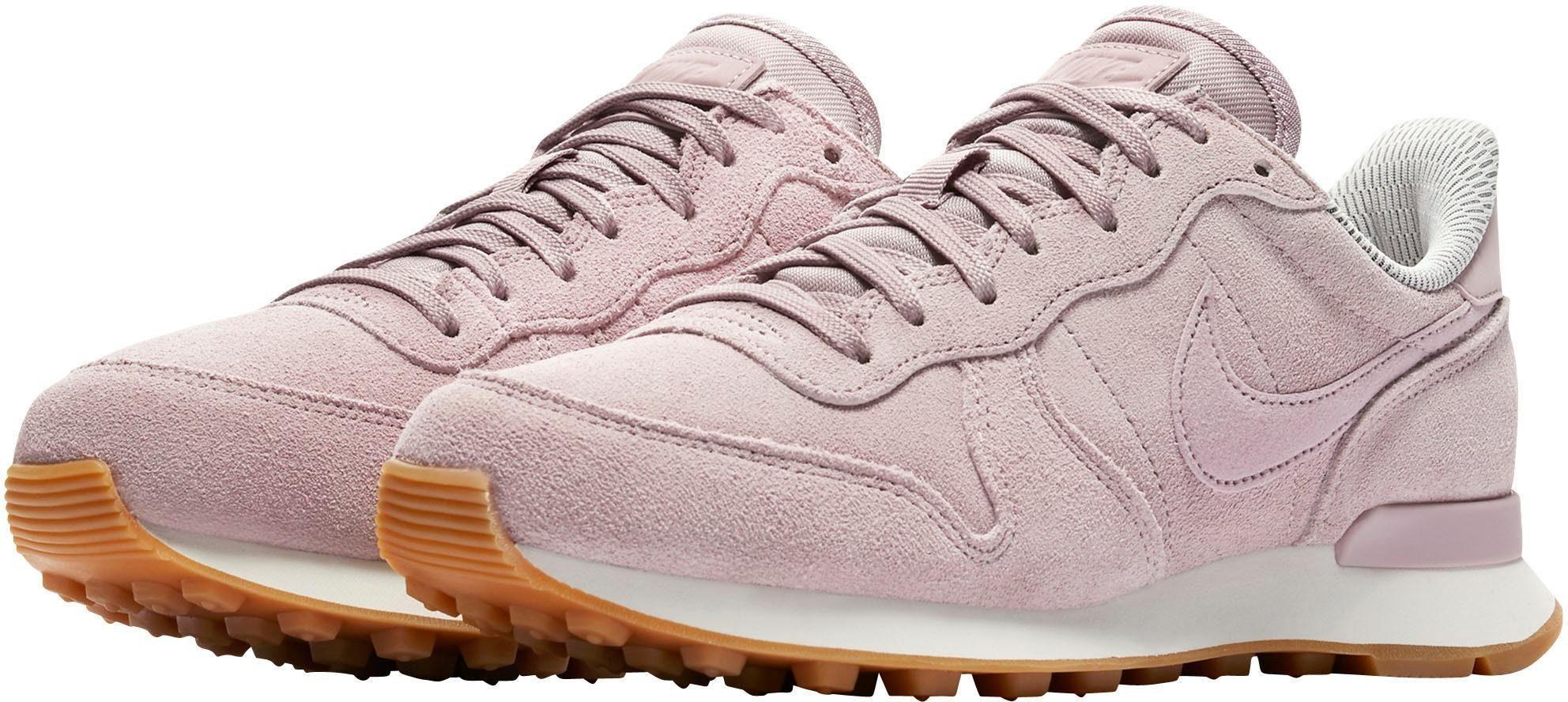 Nike Sportswear Wmns Internationalist SE Sneaker  rosa