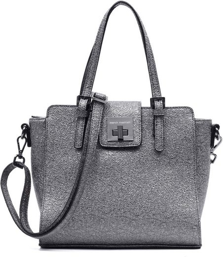 Merch Henkeltasche Metallic Angesagter Mashiah Optik In »natalie« qB16qZ