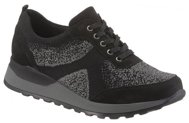 waldläufer -  Keilsneaker in bequemer Schuhweite H (sehr weit)