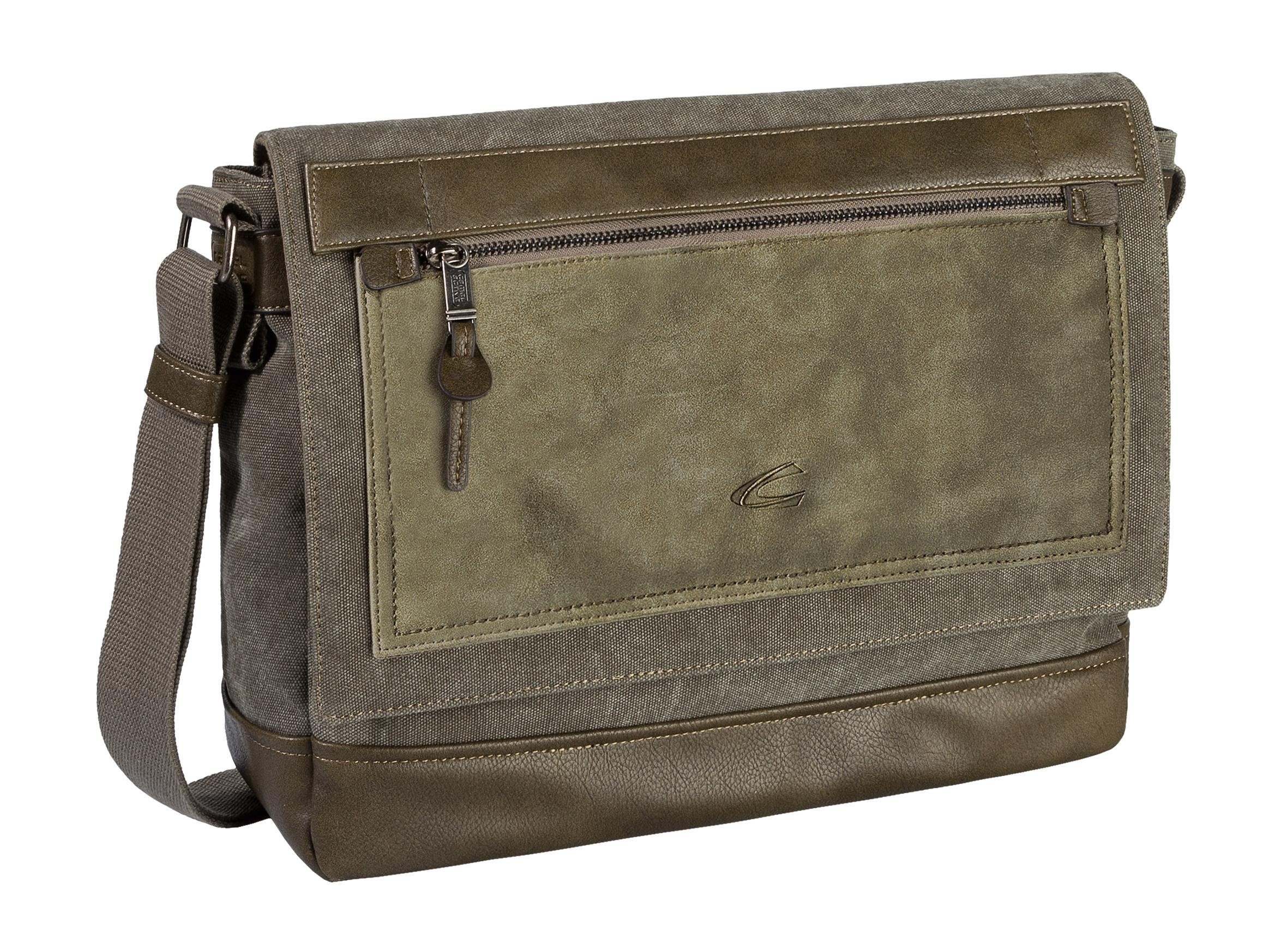 camel active Messenger Bag »SUMATRA«, mit Laptopfach