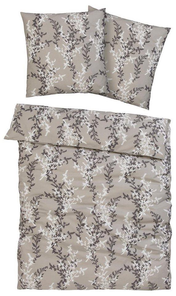bettw sche anett my home selection mit feinen zweigen online kaufen otto. Black Bedroom Furniture Sets. Home Design Ideas