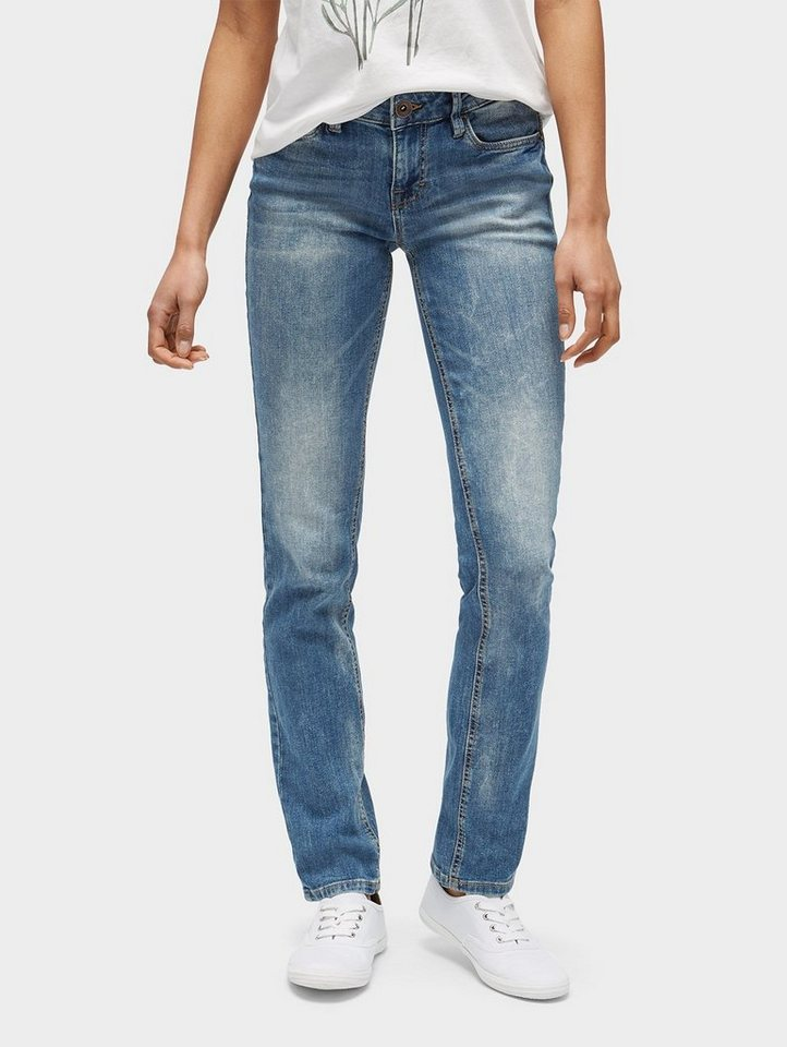 a834b55c8540a5 Tom Tailor Straight-Jeans »Alexa Straight Jeans«