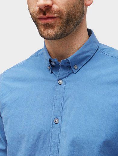 Tom Tailor Hemd dezent gemustertes Hemd