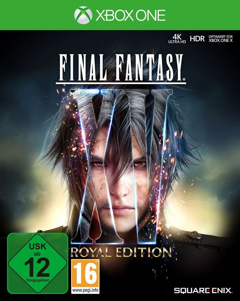 koch media xbox one spiel final fantasy xv royal edition online kaufen otto. Black Bedroom Furniture Sets. Home Design Ideas