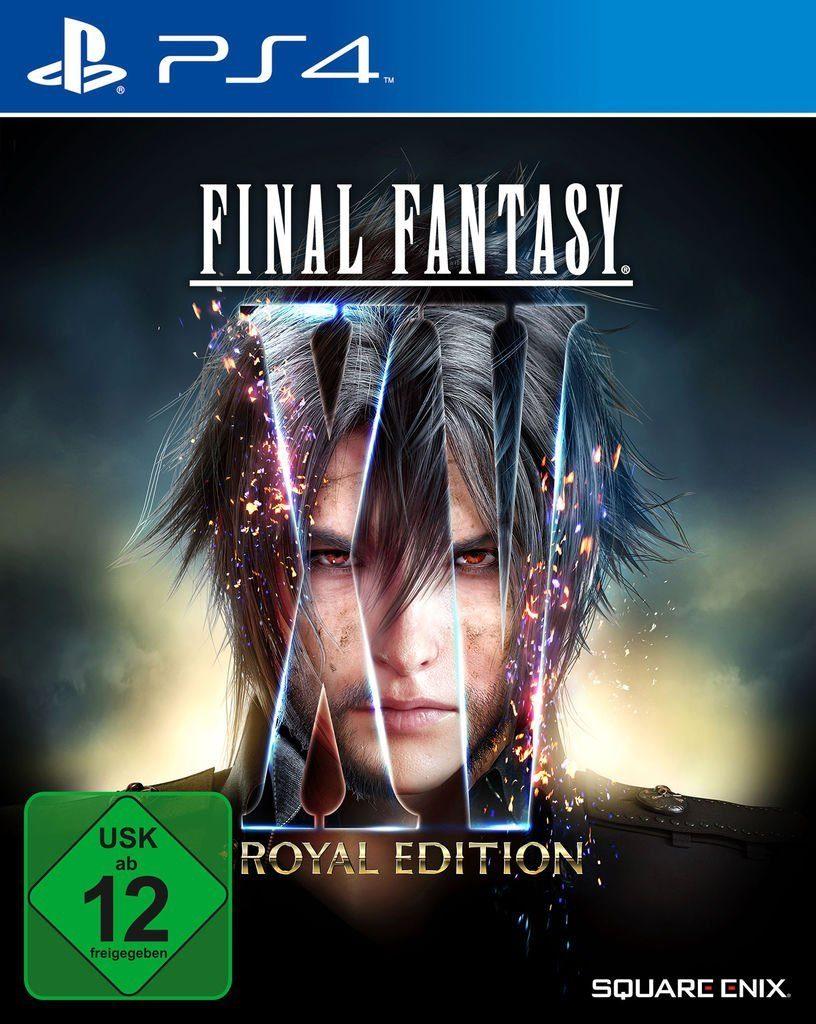 Koch Media Playstation 4 - Spiel »Final Fantasy XV Royal Edition«