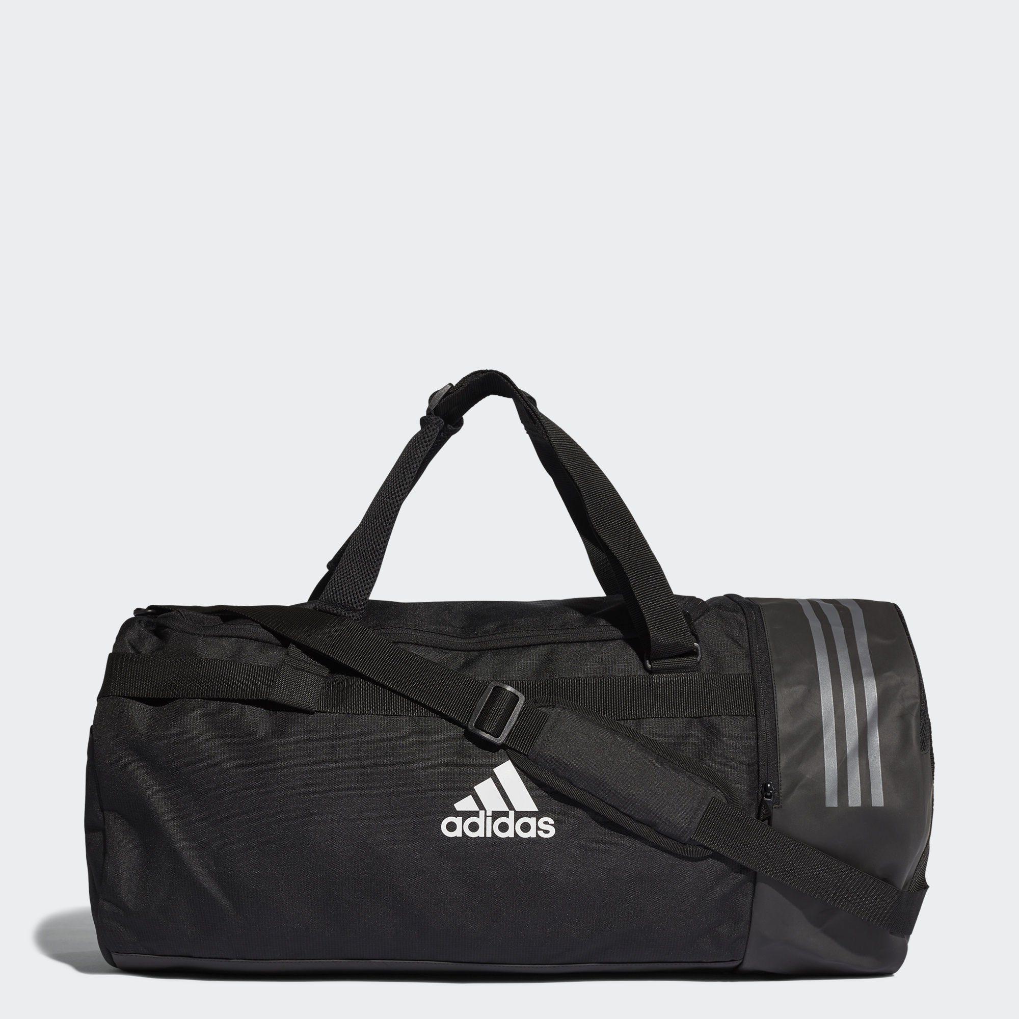 adidas Performance Sporttasche »Convertible 3-Streifen Duffelbag L«