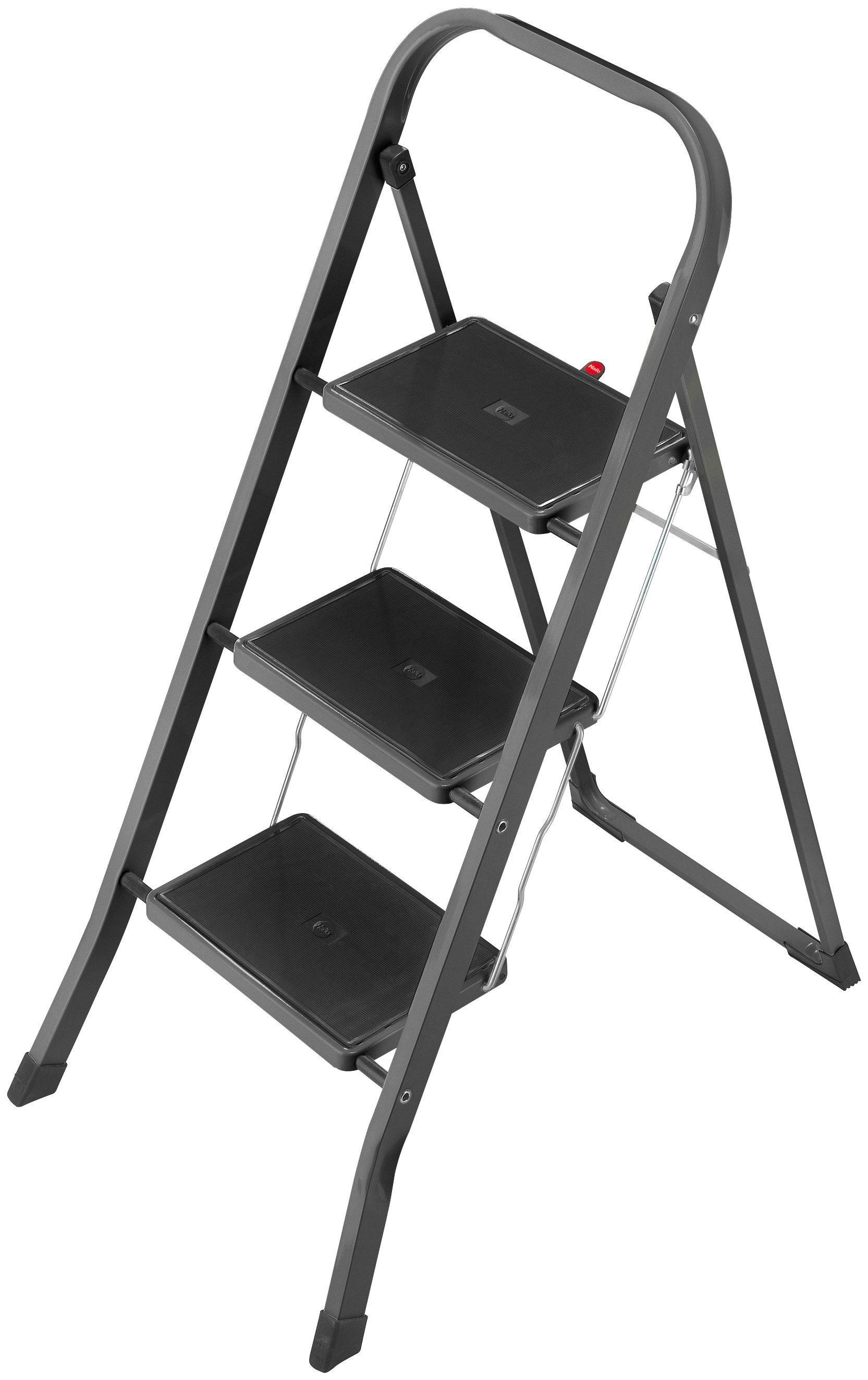 HAILO Klapptritt »Living K 20«, 3 Stahl-Stufen