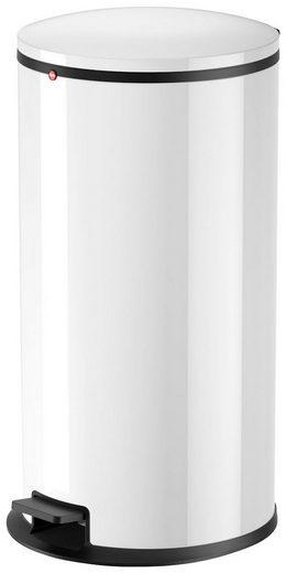 HAILO Tret-Abfalleimer »Pure XL«, 44 Liter, mit Softclose und verzinktem Inneneimer
