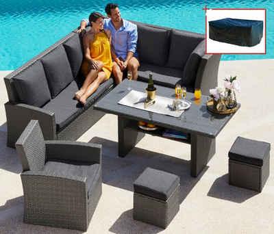 Gartenmöbel aus Polyrattan & Rattan online kaufen | OTTO