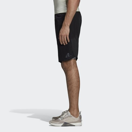 adidas Performance Shorts Two-in-One Graphic Shorts