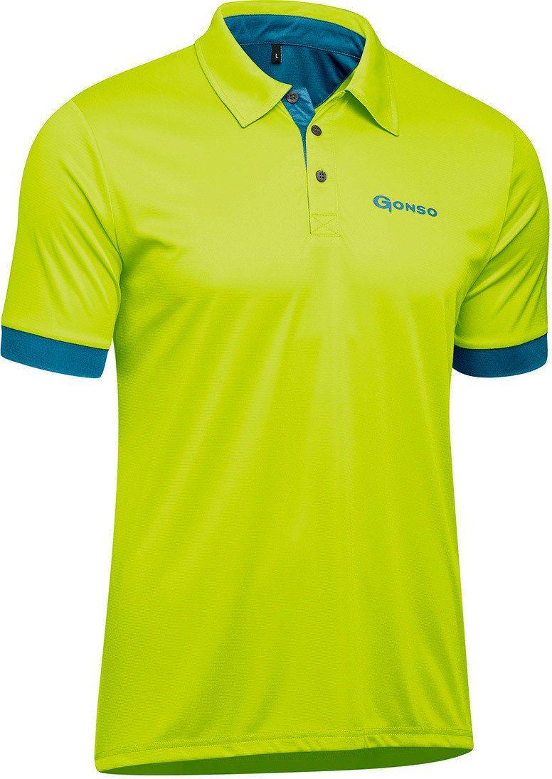 Gonso T-Shirt »Litho Bike-Polo Herren«