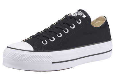 227239d3bc9780 Converse »Chuck Taylor All Star Lift Ox« Plateausneaker