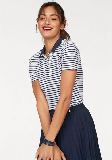 Tommy Jeans Poloshirt Tjw Essential Stripe Polo