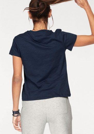 Tommy Jeans T-shirt Tjw Propre Tommy Drapeau Logo Tee