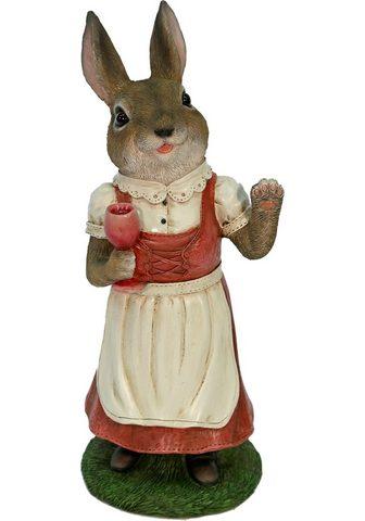 HOME AFFAIRE Gyvūnų figūrėlė »Frau Hase im suknelė ...