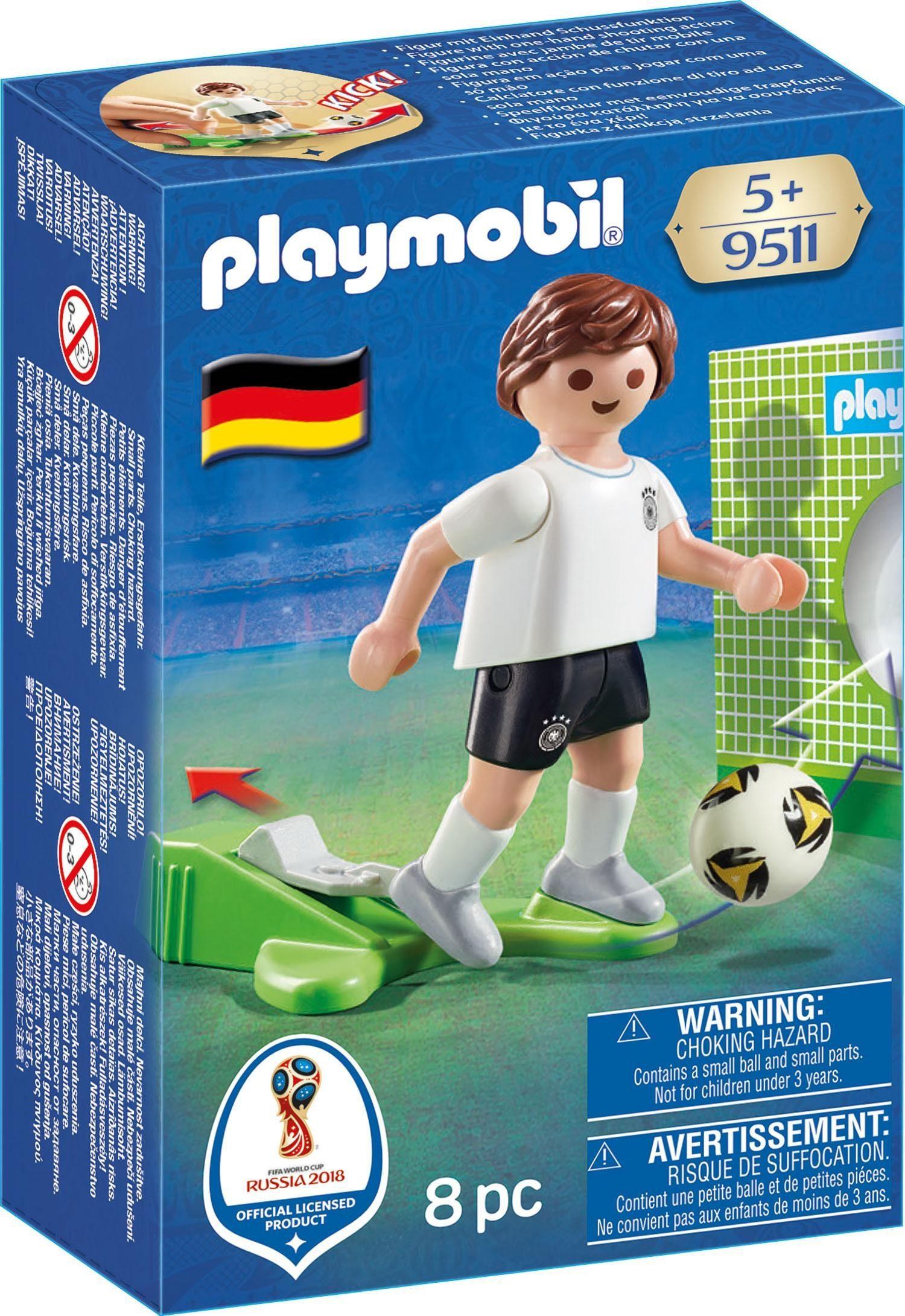 Playmobil® Nationalspieler Deutschland (9511), »Sports & Action - 2018 FIFA World Cup Russia™«