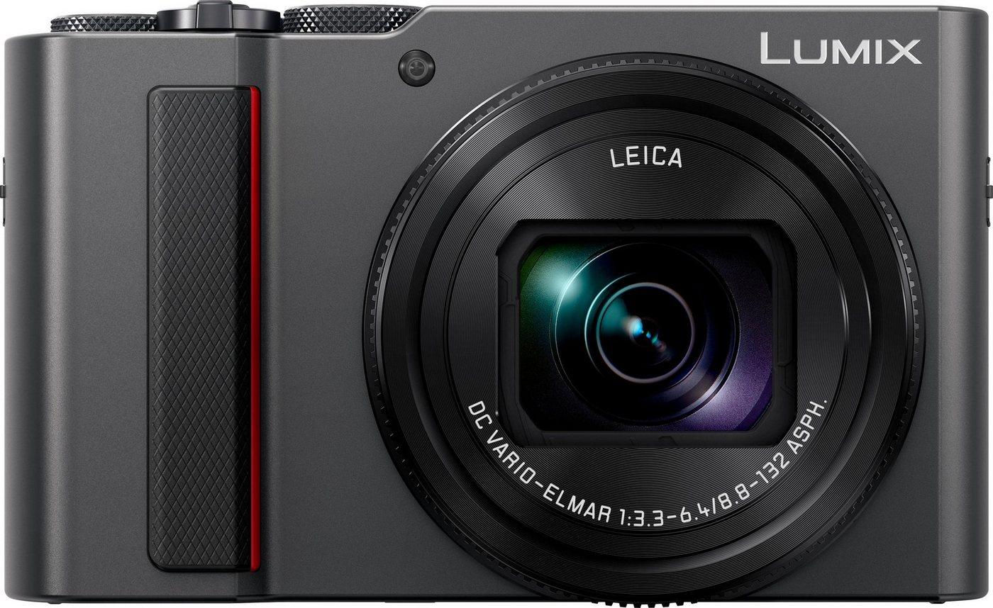 Digitalkameras - Lumix Panasonic »DC TZ202EG« Superzoom Kamera (LEICA Objektiv, 20,1 MP, Bluetooth, WLAN (Wi Fi)  - Onlineshop OTTO