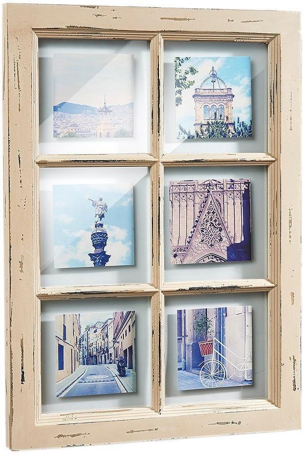 Home affaire Bilderrahmen, Bilderhalter Window für 6 Bilder online ...