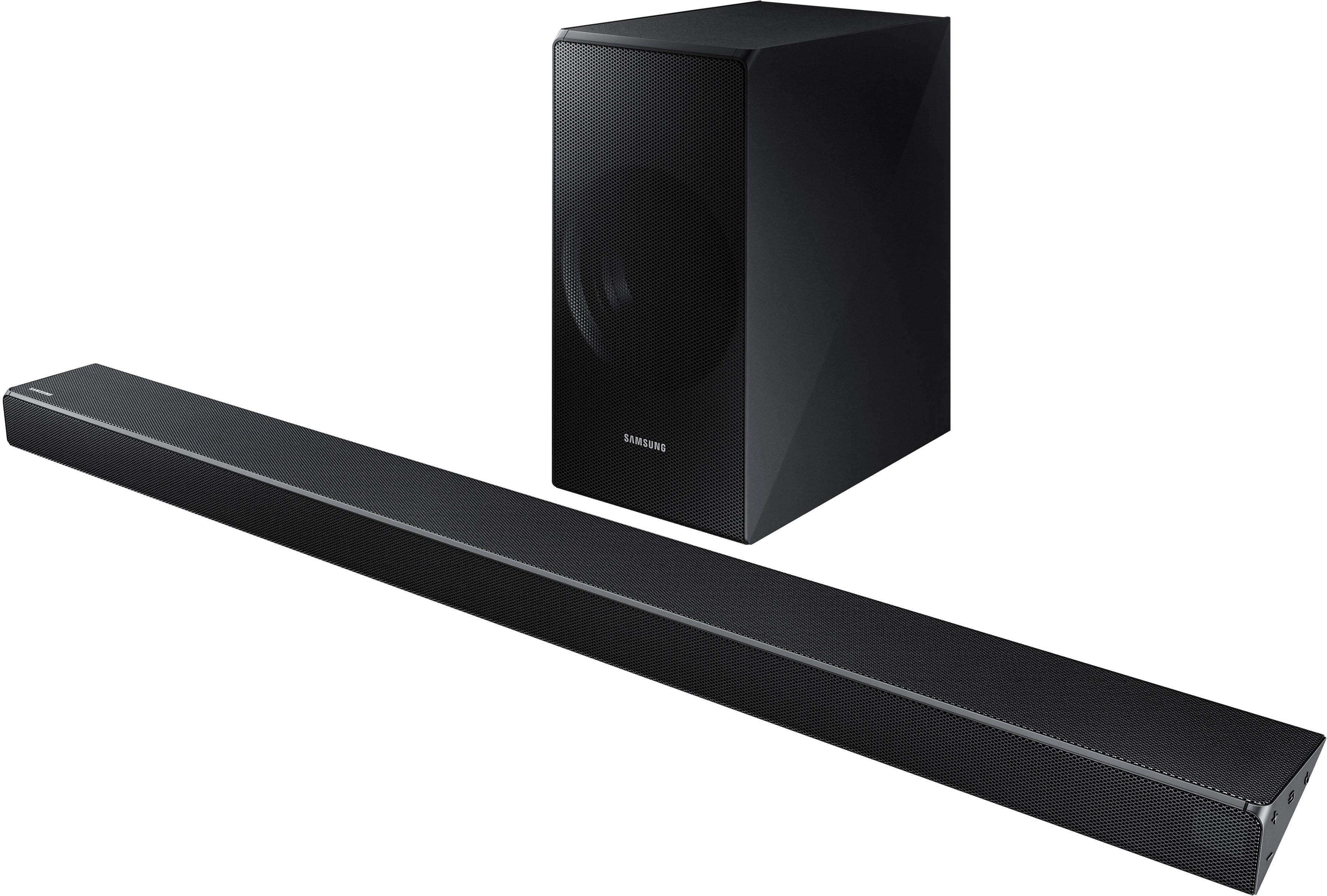 Samsung HW-N650/ZG 5.1 Soundbar (Bluetooth, 360 W)