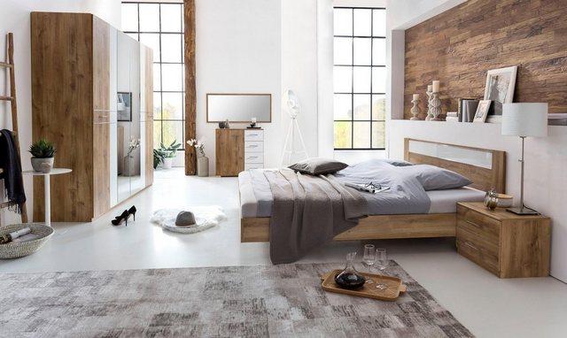 Schlafzimmer Sets - Wimex Schlafzimmer Set »Petra Pamela«, (Set, 4 tlg)  - Onlineshop OTTO