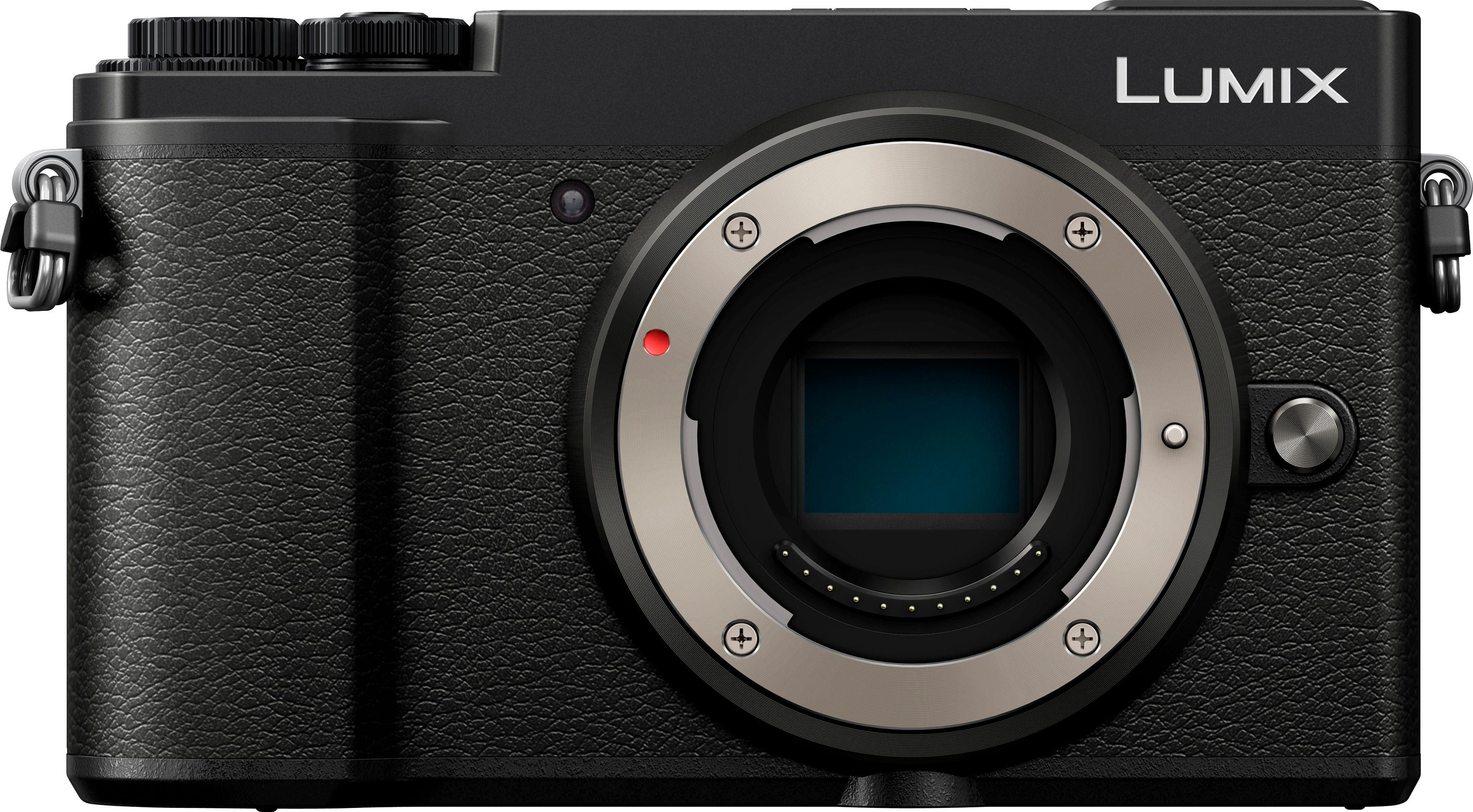 »DC-GX9EG-K« Systemkamera (20,3 MP, 4x opt. Zoom, Bluetooth, WLAN (Wi-Fi)