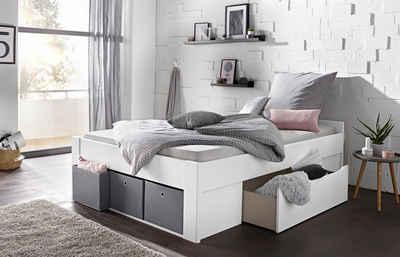Bett 180x200 Cm Kaufen Bettgestell Doppelbett Otto
